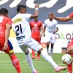 Once Caldas acumuló cuatro partidos sin hacer gol