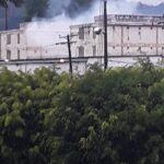 Reportan varios heridos por altercados al interior de la cárcel La Blanca