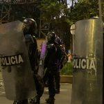 La Policía Metropolitana no asistió al Concejo al debate sobre abusos contra los manifestantes