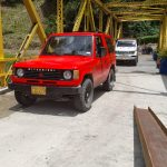 Desde hoy reabren el paso por el puente de La Ínsula en Chinchiná