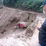 Tres personas muertas dejó un deslizamiento de tierra en Marulanda (Caldas)