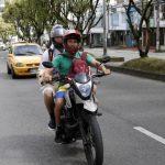 Mañana nuevamente los motociclistas no podrán transitar con parrillero