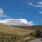 Aumento en la sismicidad del Volcán Nevado del Ruiz