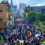 Mañana habrá marcha en Manizales. La Alcaldía expidió decreto de restricciones